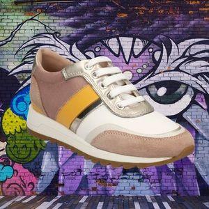 Geox Shoes Tabelya Womans Size 8 Sneaker